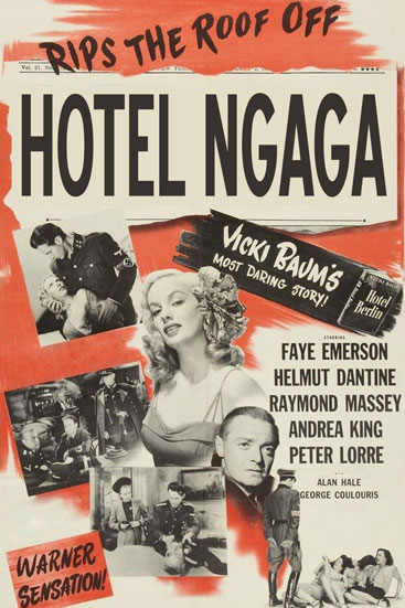 ngaga hotel movie